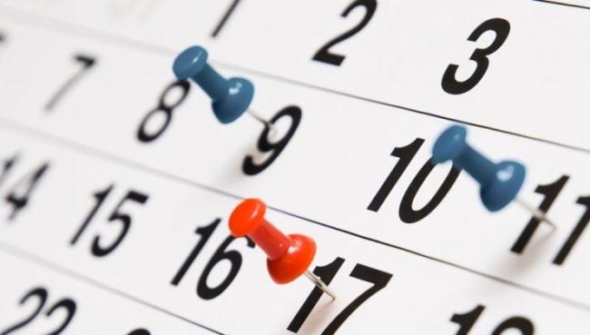 Confira a agenda de trabalhos do Sindilegis para esta semana